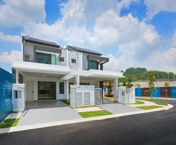 IJM LAND推出占地17英亩的芙蓉新城Rimbun Alam新颖 双层排屋。