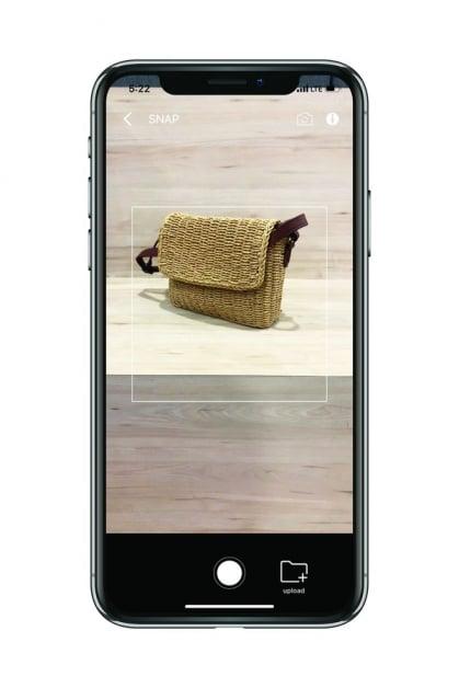 想买的产品不知道名称?没有问题,Asia5B拥有拍图搜索商品的功能。