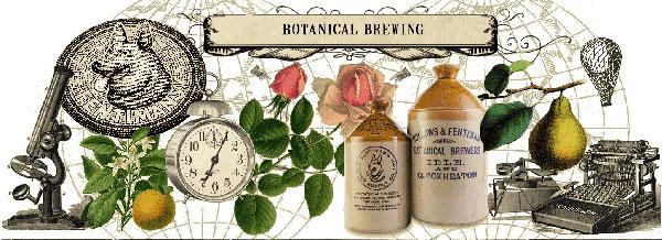 """当时的姜汁啤酒被装在石头制造的瓶子里,瓶子上也印有德国牧羊犬""""Fearless""""的头像为标志。"""
