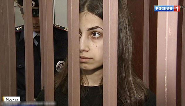 安吉丽娜早前上庭面控。