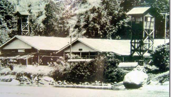 木蔻山麻风病院比双溪毛糯麻风病院历史更悠久。(取自网络)