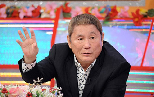 北野武与北野干子36年婚姻画下句点。