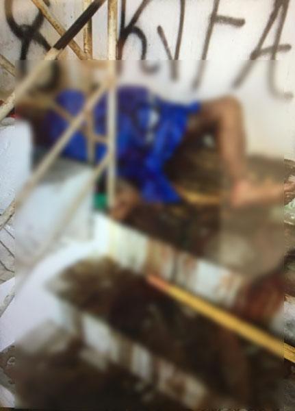 一名印裔男子被发现卧尸在泊车场楼梯间,死因不明。
