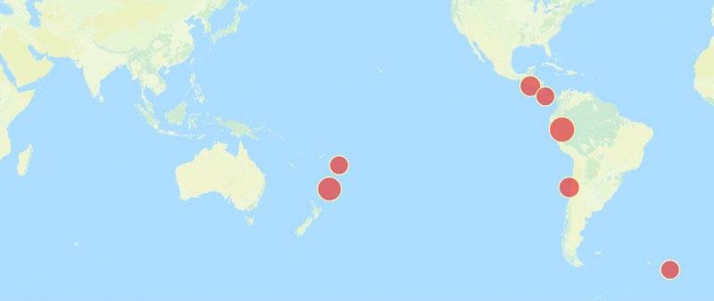 今早全球发生至少2起规模6级以上地震,纽西兰达到7.2、东加王国6.1。(自由时报)