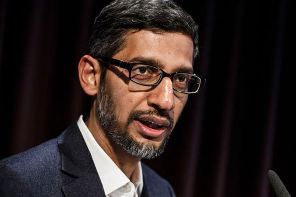 谷歌CEO:YouTube规模太大  不可能100%过滤掉不良内容