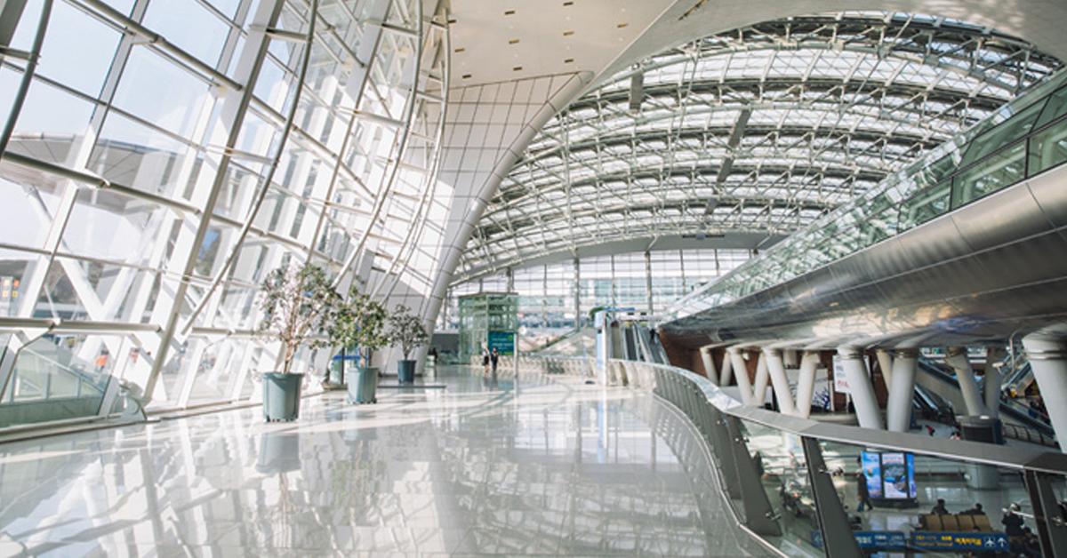 华客减少,是外国游客在韩花费下降的主因。图为仁川机场档案图。