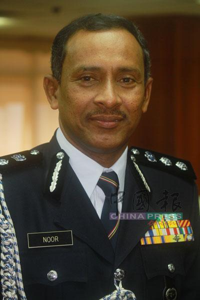 莫哈末诺:警方逮捕5名青年查办。