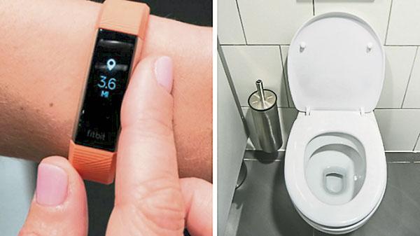 英国的手表公司近日测试发现,手表平均比马桶座肮脏3倍。