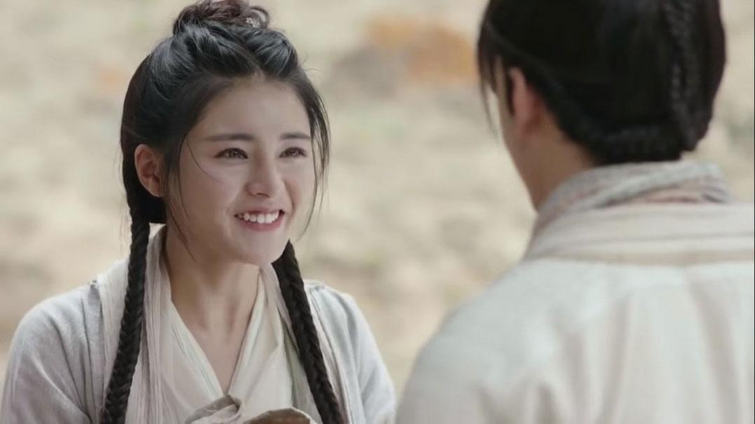 许雅婷演小昭一角大获好评。