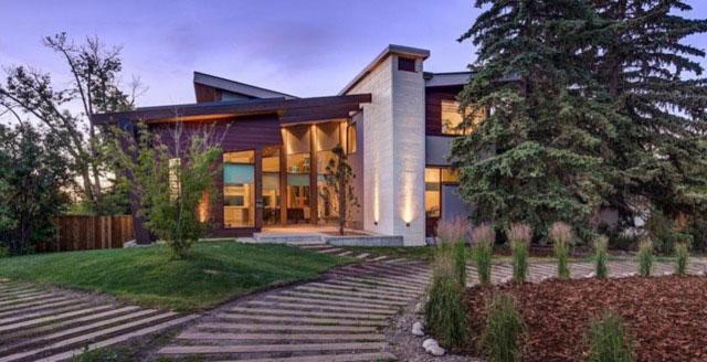 价值约300万加元的豪宅。