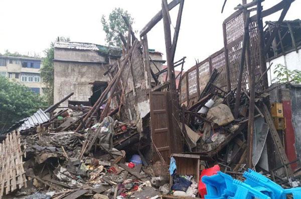 中国四川宜宾市深夜连震,包含成都、乐山、重庆、贵阳等地民众均感震动。
