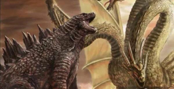 《哥斯拉Ⅱ王者巨兽》场面火爆刺激,叫喜欢动作片的观众大呼过瘾。