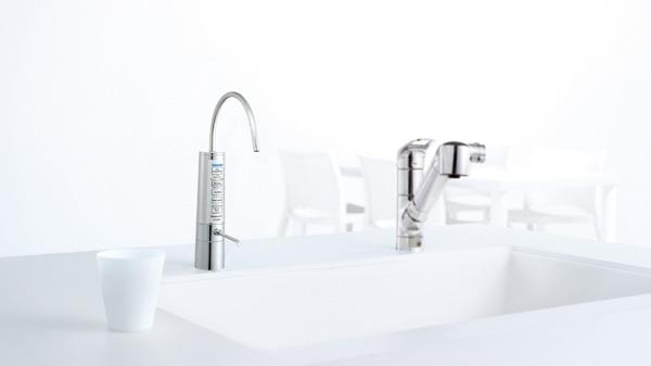 Panasonic Alkaline Ionizer健康电解水槽型号TK-AB50ZMA。