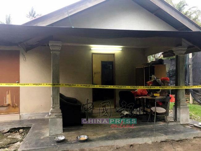 发生双尸命案的屋子由男死者租赁,才刚入住约1个月。