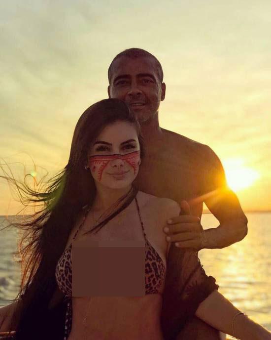 53岁热恋22岁 巴西传奇再谱情歌