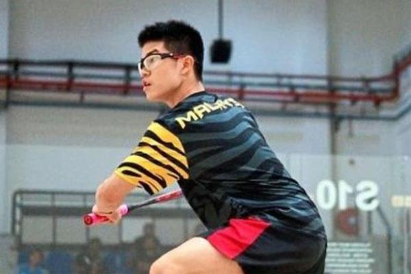 林偕善首夺国际赛冠军。