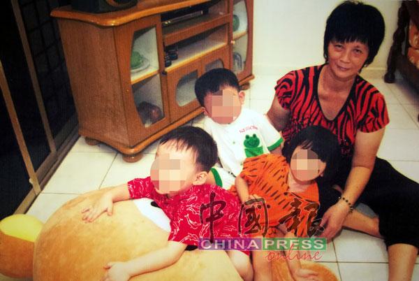 许得心担任保母24年,生前非常尽责,把自己照顾的孩子视如己出地疼爱。
