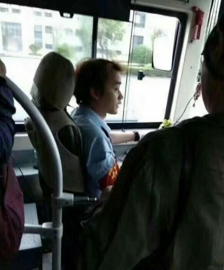 司机表示不想让张国荣的形象抹上一层阴影。
