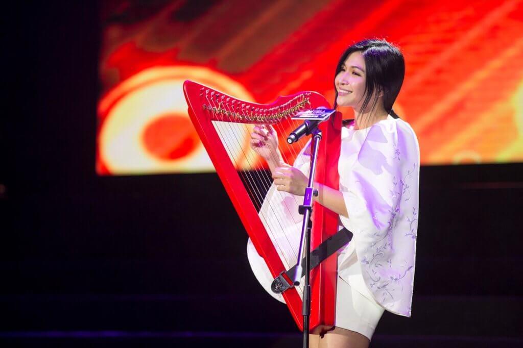 """陈伟琪擅长多种乐器,更成功进入""""世界表演艺术锦标赛""""美国总决赛。"""
