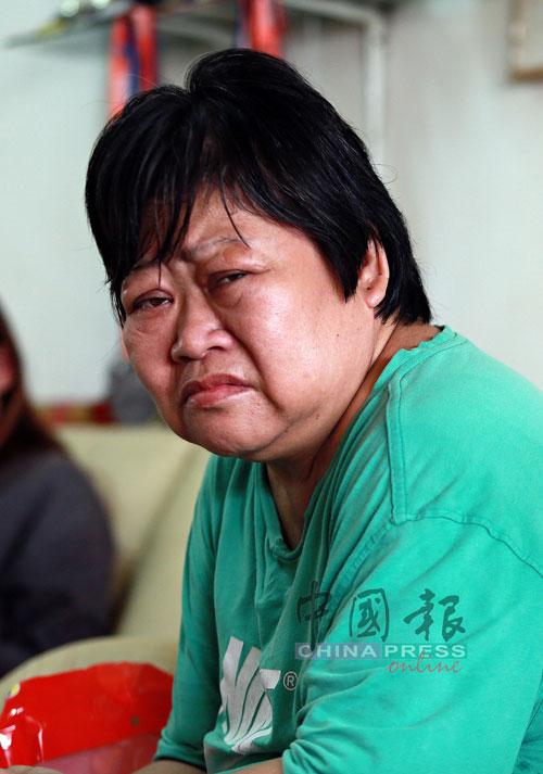 孙观香的生活起居皆由孙女陈怡宣照顾,孙女突然失踪,令老人家寝食不安。