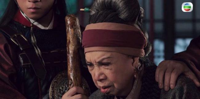 梁舜燕出演在最近热播当中的《包青天再起风云》。