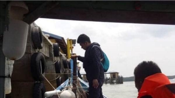 2新国男女丰盛港失踪案 渔夫发现尸体 失踪者潘玉珍证实遇难
