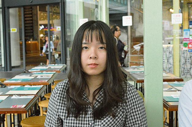 梁馨元获奖连连,对她而言却是压力的来源,她希望作品不只是被评审看到。