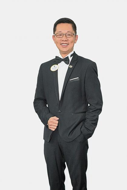 林俊喜成功在理财领域闯出铿锵名气,并往发展商领域迈进。