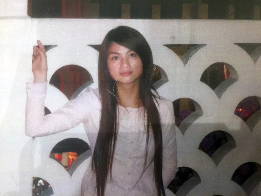 死者是在国大医院当护士的中国籍女子张花香。(档案照)