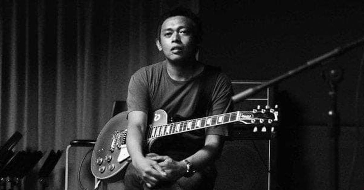 Aji曾是李宗盛大哥的御用吉他手。