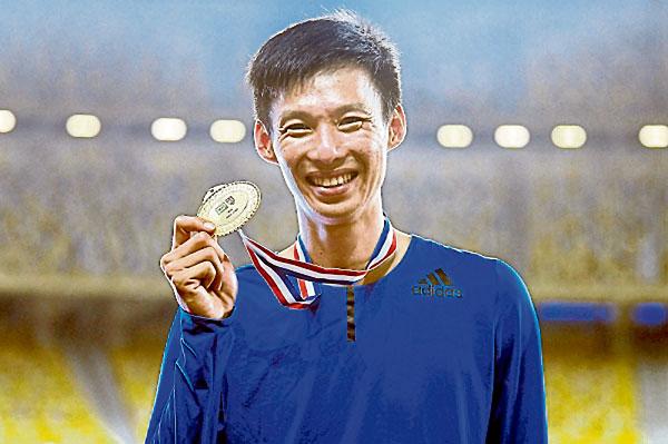 世界田径锦标赛 决赛冲击2公尺33 李合伟放眼2020