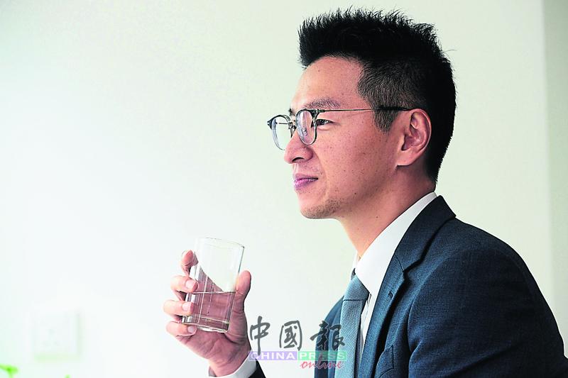 马来西亚Coway通讯部主管郑泰升强调,享有纯净水源,生活才能变得更美好。