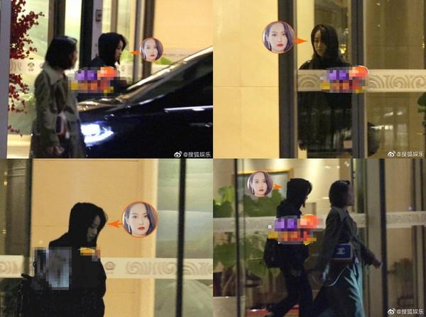 媒体透露宋茜已中断新戏拍摄,返回北京办完签证后,再火速从北京飞到首尔,送雪莉最后一程。