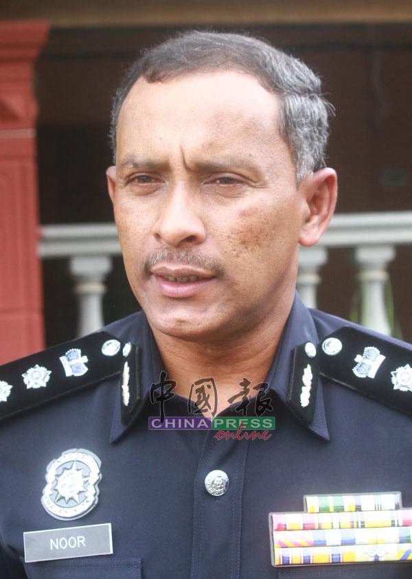 莫哈末诺:警方没有接获嫌凶自首的投报。