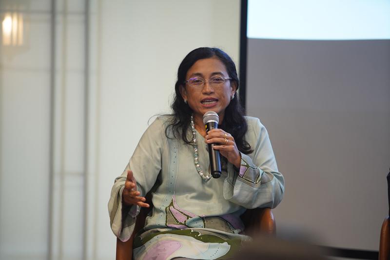 马来西亚内分泌及代谢协会主席、布城医院内分泌专科服务部主管兼内分泌专科医生再娜丽雅,呼吁民众正确认识糖尿病及相关并发症。