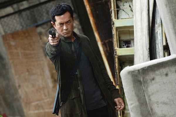 古天乐目前是香港电影顶梁柱象征,但能做到在每部主演的片子中都全力以赴而没叫影迷失望,确实难得。