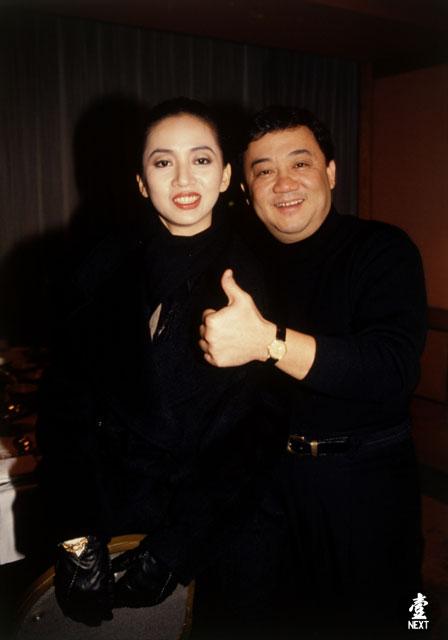 当年黎小田创办新秀歌唱大赛,梅艳芳成为首届冠军, 造就一代歌后诞生。