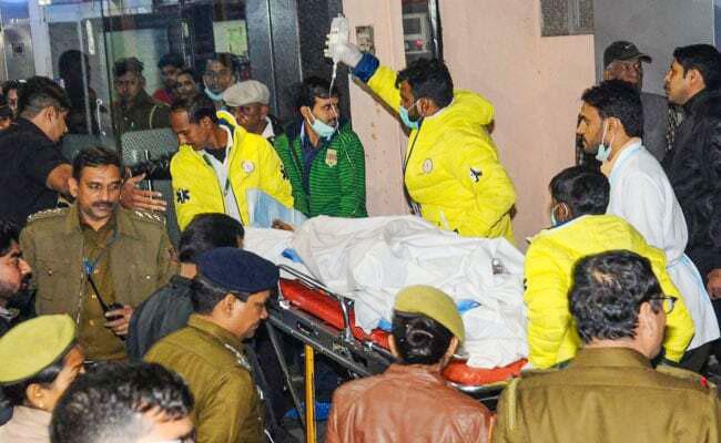 受害者于周四稍晚,被空运送往首都新德里的医院抢救,惟最终回魂乏术。