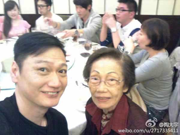 传陶大宇为完成妈妈心愿准备与女友结婚。