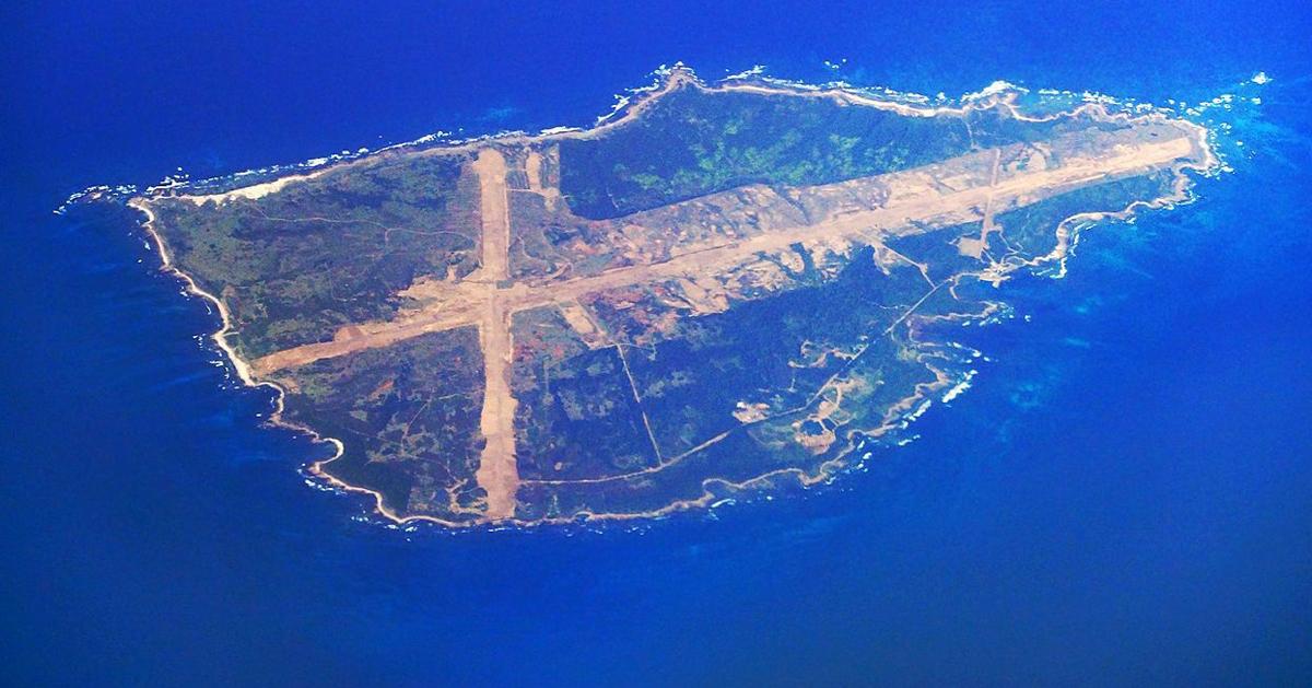 马毛岛档案照。