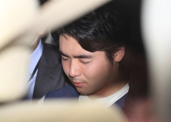 小林辽杀害7岁女童大桃珠生。