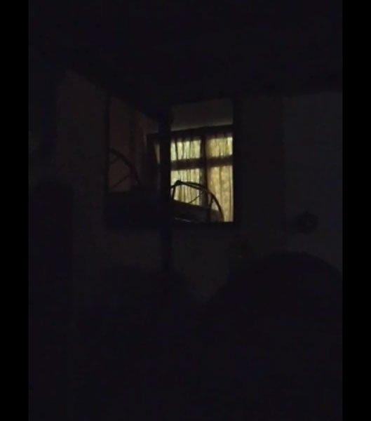 马来网友游波德申【那一晚,他们遇上了灵异事件!】