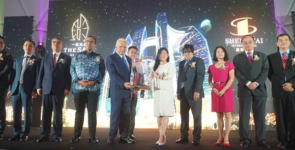 马六甲海峡旁的一帆风顺,正式启航,成为全球投资焦点