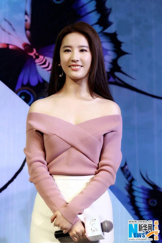 刘亦菲干爹娶小30岁女星