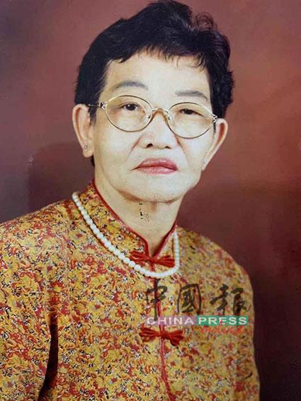 死者潘玉梅(79岁)。