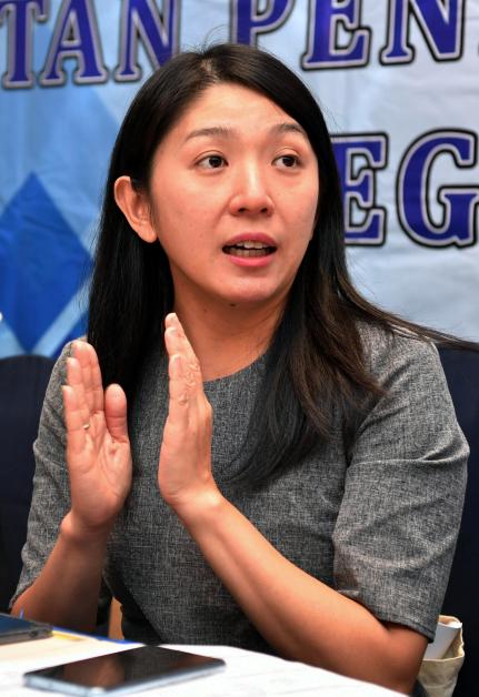能源、工艺、科学、气候变化及环境部长杨美盈