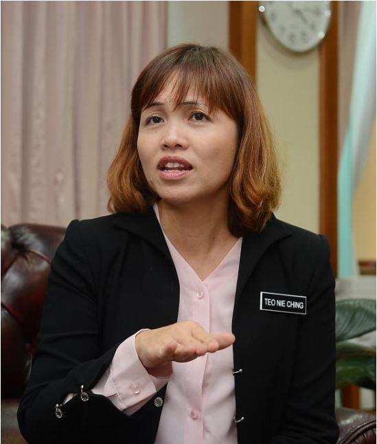 教育部副部长张念群 (档案照)