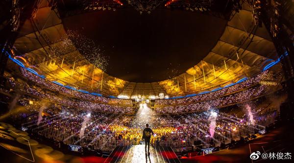 大马站的《圣所2.0》是此次巡演的第63场。