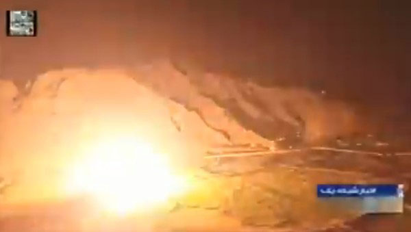 伊朗在大马时间周三早晨,对美国驻伊拉克军事基地发动导弹袭击。