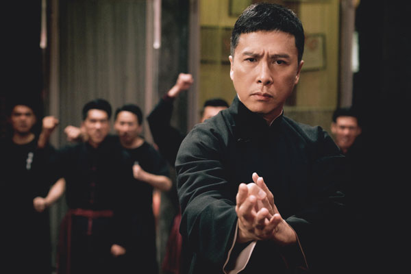 《叶问4》大马票房破3500万令吉。